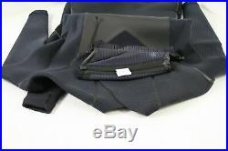 O'NEILL 5135S Mutant Legend Wetsuit 4.5/3.5mm Chest Zip Full w Hood LT Black