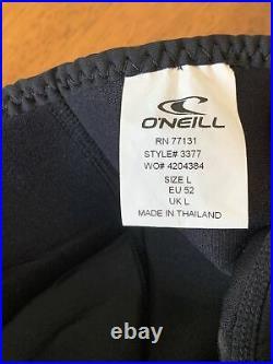 O'Neil Full Body Wetsuit with Hood Men's Heat 4/3mm Back Zip Full Style 4405 77131