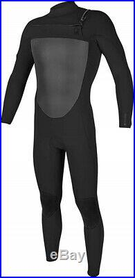 O'Neill 170415 Mens O'Riginal 3/2 mm Chest Zip Full Wetsuit Black Size X-Small