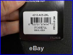 O'Neill 4212-A05-2XL Men's Epic 4/3mm Back Zip Full Wetsuit, Black, XX-Large