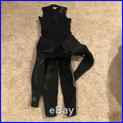 O'Neill 7000x J-type FSW Extreme Conditions Full Wetsuit With Hood 7mm Scuba Suit