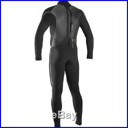 O'Neill Heat 3/4-Zip FSW 4/3 Full Wetsuit Men's 2XL (FREE SHIPPING!)