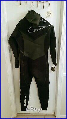 O'Neill Heat 6/5/4mm Winter Hooded Full-suit XXL Wetsuit 2XL