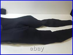 O'Neill Men's Epic 4/3mm Back Zip Full Wetsuit, Black/Black/Black, Medium