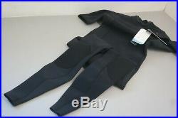 O'Neill Men's Hyperfreak 2mm Chest Zip Short Sleeve Full Wetsuit SIZE MEDIUM 1C