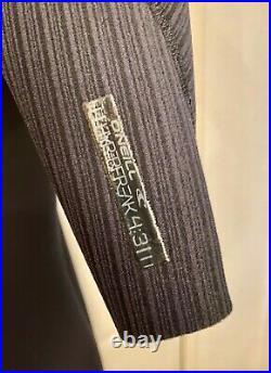 O'Neill Men's Hyperfreak 4/3 mm Zipless Full Wetsuit Black- Large