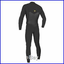 O'Neill Men's O'Riginal 3/2 mm Chest Zip Full Wetsuit Medium Tall
