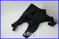 O'Neill Men's O'Riginal 5/4mm Chest Zip Full Wetsuit w Hood Black/Black X-Large
