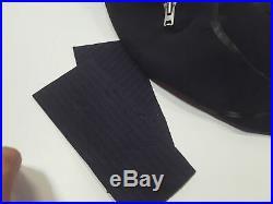 O'Neill Men's Psycho Tech 4/3mm Chest Zip Full Wetsuit, MS, Black