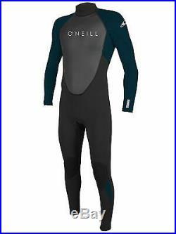 O'Neill Men's Reactor 3/2mm Back Zip Full Wetsuit
