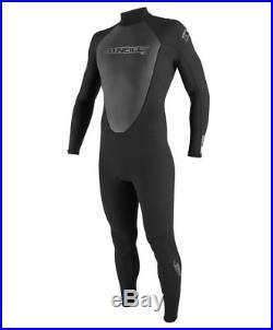 O'Neill Men's Reactor 3/2mm Back Zip Full Wetsuit # Medium