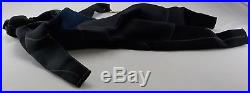 O'Neill Mens 7mm J-Type Full Dive Wetsuit with Hood Black X-Large