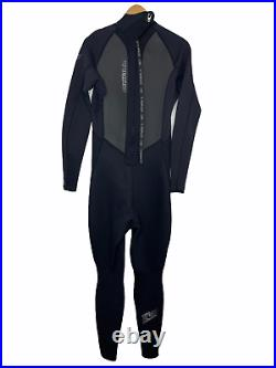 O'Neill Mens Full Wetsuit Size LT (Large Tall) Reactor 3/2 Worn Once