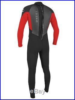 O'Neill Reactor Mens 3/2mm Full Body Neoprene Wetsuit for Surf Scuba Snorkel