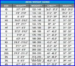 O'Neill Wetsuits Men's Reactor Ii 2mm Front Zip Sleeveless Full Wetsuit Black
