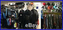 O'Neill mens Hyperfreak 5/4mm Full length Wetsuit black front zip chest zip NEW