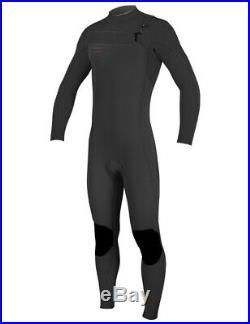 O'neill Hyperfreak Mens Wetsuit 3/2 Chest Zip Full Length Wetsuit Steamer 2019