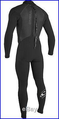 O'neill Mens Epic II 5/4 Wetsuit Steamer Full Length Steamer Wetsuit Black 2020