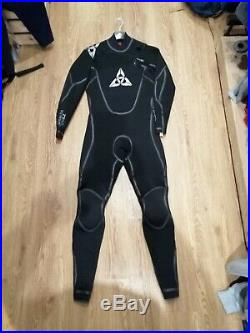 O'shea Stealth Men's Full Length Wetsuit Small And Medium Tall
