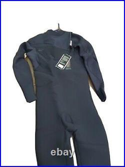 Oneill 4971 HYPERFREAK 4/3mm ZipLess Full Length Size Large Tall Black