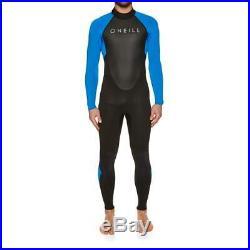 Oneill Mens Reactor 3/2 Full Length Wetsuit Flatlock Summer Wetsuit 2020 Ocean