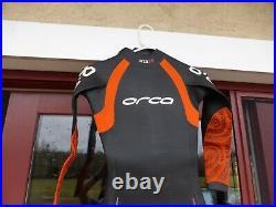 Orca 3.8 Men's Open Water Core Wetsuit- Size 4 Full Sleeve