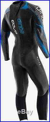 Orca Equip Full Sleeve Mens Wetsuit Black