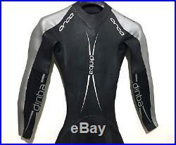 Orca Mens Full Triathlon Wetsuit Equip Full Suit Size 6