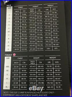 Orca Mens Full Triathlon Wetsuit Size 8 (Large) Predator Full Sleeve MSRP $899