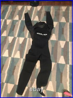 Orca Mens Full Triathlon Wetsuit Sonar Full Sleeve Free Ship! See Decription