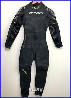 Orca Mens Full Triathlon Wetsuit Sonar NWT Size 5, 7, 8, MT Retail $449
