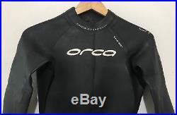 Orca Mens Full Triathlon Wetsuit SpeedSuit Size 8