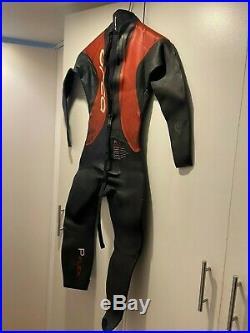 Orca Pflex P-flex Predator Flex Full-sleeve Wetsuit Size 6