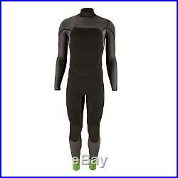 Patagonia Men's 2019 R2 Yulex Front-Zip Full WetSuit Size Large Tall USED