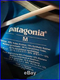 Patagonia Men's R2 Yulex Front-Zip Full Suit 88438 Black (BLK) Size Medium