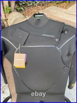 Patagonia Men's R3 Yulex Front-Zip Full Suit size medium