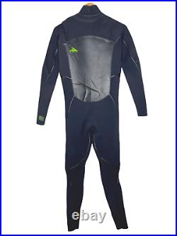 Patagonia Mens Full Wetsuit Size Large Yulex R Chest Zip