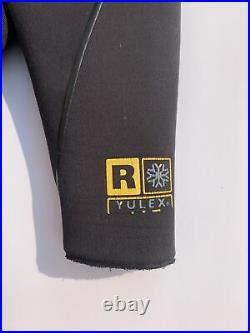 Patagonia Mens Medium Yulex R3 Full Chest Zip Wetsuit (Minor Wear On Shoulders)