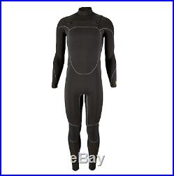 Patagonia Mens R3 Yulex Front-Zip Chest Full Suit 4.5mm 3.5 NEW 2019 Wetsuit MT
