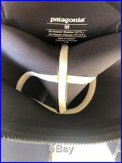 Patagonia Ms R2 FZ Full Wetsuit, black, Medium, full suit, wet suit, neoprene