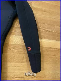 Patagonia R2 Back Zip Men's L/S Full Wet Suit Wetsuit, Black, Size XLS, XL Short