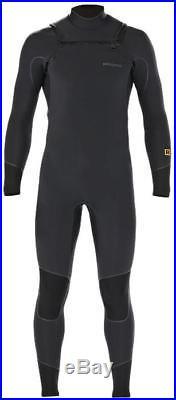 Patagonia R3 FZ Full Zip Suit 4.5/3.5MM Surf/Diving Wet Suit Black L $489 88419