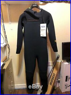 Patagonia R3 Front-Zip Hooded Full Wetsuit 4.5/3.5 LS (NEW)