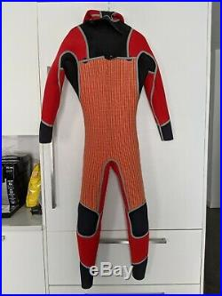 Patagonia R5 FZ Hooded Full Suit Wetsuit Size M