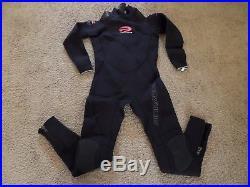 Pinnacle Cruiser 5mm Full Wetsuit Scuba Diving Men's 3XL