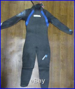 Profile Design Wahoo Full Back Ironman Triathlon Wet Suit Mens Large
