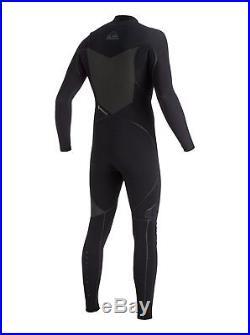 Quiksilver Highline 2X Bonded 4.5/4mm Chest Zip Full Wetsuit Men