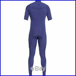 Quiksilver Highline Limited Monochrome 2/2mm Men's Short-Sleeve Full Wetsuits MT