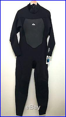 Quiksilver Mens Full Wetsuit NWT Syncro 3/2 Size XXXL 3XL