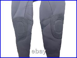 Quiksilver Mens Full Wetsuit Size 3XL Syncro 3/2 XXXL Excellent Condition